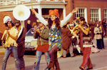 Bum band on Hobo Day, 1972