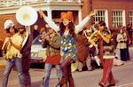 Bum band on Hobo Day, 1972