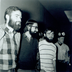 Beard contest, 1969 by South Dakota State University