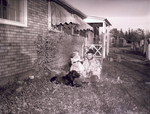 Hobo Day at South Dakota State College, 1955