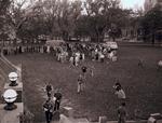 Hobo Day Bum stew at South Dakota State College, 1958