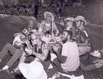 Hobo Day Bum Stew at South Dakota State University, 1968