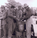 Hobo Day Bum stew at South Dakota State University, 1972