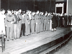 Hobo Day Beard Contest, 1938