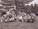 Hobo Day Beard Contest, 1947