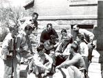 Hobo Day Beard Contest, 1948