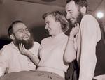 Hobo Day Beard Contest, 1952