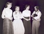 Hobo Day Beard Contest, 1955