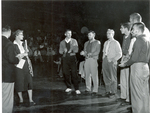 Hobo Day Beard Contest, 1957