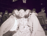 Hobo Day Beard Contest Judging, 1957