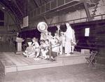 Hobo Day Blue Key Smoker entertainment, 1953