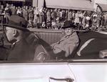 Grand Marshal, Carl Christensen, 1960