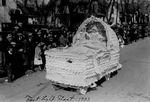 Front Light Hobo Day parade float, 1933