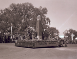 General Science Hobo Day parade float, 1948