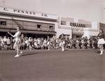 Hobo Day baton twirlers, 1956