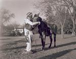 Hobo and his pony, 1951