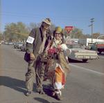 Hobo couple, Hobo Day, 1967