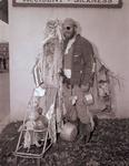 Hobo couple on Hobo Day, 1962