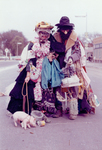 Hobo couple on Hobo Day, 1964