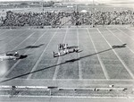Hobo Day football game at South Dakota State College, 1952