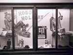Hobo Day display at South Dakota State University, 1966