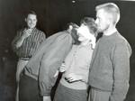 Hobo Day Most Ticklish Beard Contest, 1957