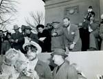 Hobo Day chairman and Mayor, 1947