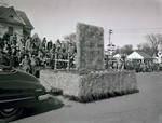 Hobo Day parade float, 1951