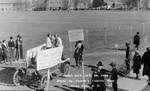 Hobo Day parade float, 1922