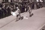 Hobo Day parade entertainment, 1934
