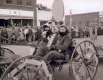 Hobo Day parade float, 1949