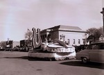 Hobo Day parade float, 1952