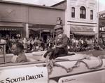 Hobo Day parade entry, 1956