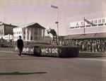 Hobo Day parade float, 1967