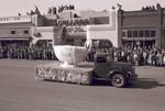 Hobo Day parade float, 1948