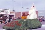 Hobo Day parade float, 1964