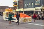 Hobo Day parade float, 1968