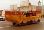 Hobo Day parade float, 1976