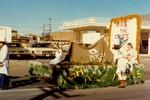 Hobo Day parade float, 1979