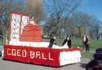 Hobo Day parade float, 1946