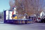 Hobo Day parade float, 1961