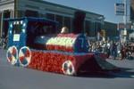 Hobo Day parade float, 1980