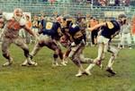 Hobo Day football game, 1984