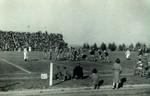 Hobo Day football game, 1939