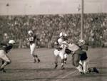 Hobo Day football game, 1955