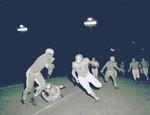 Hobo Day football game, 1951