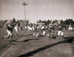 Hobo Day football game, 1952