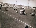 Hobo Day football game, 1953