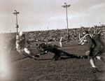 Hobo Day football game, 1957