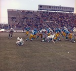 Hobo Day football game, 1970